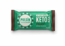 Mint Chocolate & Peanut Keto Bar