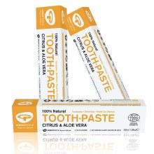 Citrus & Aloe Toothpaste