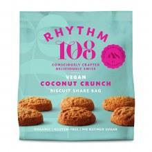 Coconut Crunch Tea Biscuit Bag