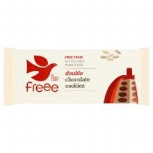 Organic Double Chocolate Cookies