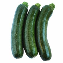 Organic Courgettes
