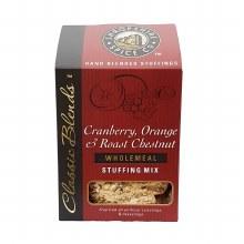 Cranberry, Orange and Chestnut Stuffing