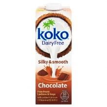 Dairy Free Chocolate Coconut Milk + Calcium