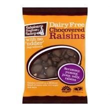 Dairy free Chocovered Raisins