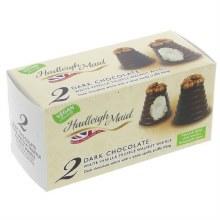 Dark Chocolate Vanilla Truffle Walnut Whirls