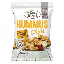 Hummus Chips - Lemon and Chilli