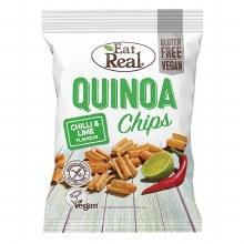 Quinoa Chips - Chilli & Lime
