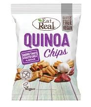 Eat Real Sundried Tomato & Roasted Garlic Quinoa Chips