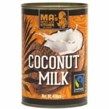 Fairtrade Coconut Milk
