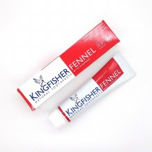 Kingfisher Fennel With Flouride Natural Toothpaste