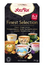 Organic Finest Selection Teas