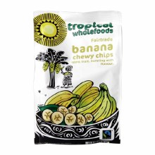 Fairtrade Banana Chewy Chips