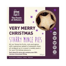 Gluten Free Very Merry Mince Pies