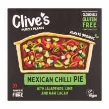 Organic Mexican Chilli Pie