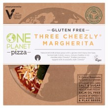 Gluten Free Three Cheezly Margharita