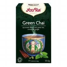 Organic Green Chai Tea