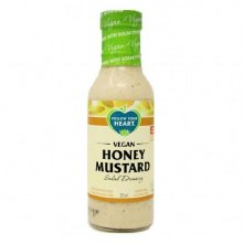 Vegan Honey Mustard Salad Dressing