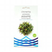 Organic Japanese Arame - Dried Sea Vegetable