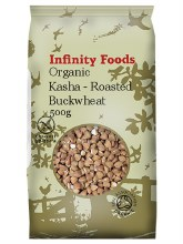Organic Kasha (Toasted Buckwheat)