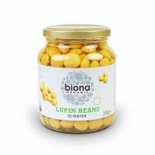 Organic Lupin Beans in Water