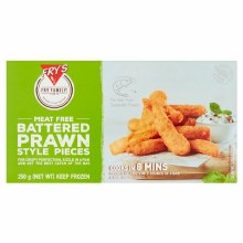 Meat Free Battered Prawn Style Pieces