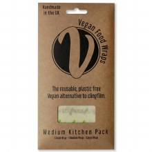 Vegan Food Wrap Medium Pack
