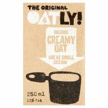 Organic Creamy Oat Single Cream