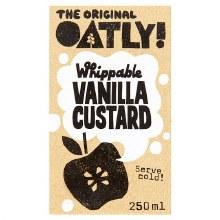 Whippable Vanilla Custard
