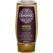 Organic Agave Light Syrup