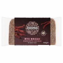 Organic Rye Bread Amaranth / Quinoa