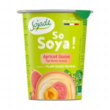 Organic Apricot Soya Yogurt
