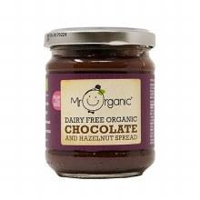 Organic Chocolate & Hazelnut Spread