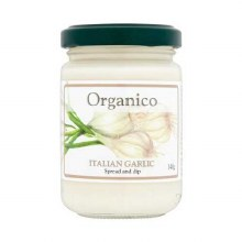 Organic Italian Garlic Spread & Dip