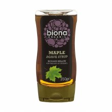 Organic Maple and Agave Syrup