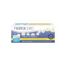 Organic Cotton Non-Applicator Tampon Super