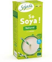 Organic Unsweetened Soya Drink