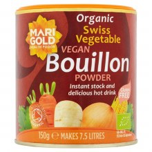 Organic Vegetable Bouillon