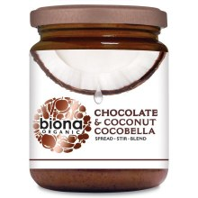Organic Chocolate and Coconut Spread