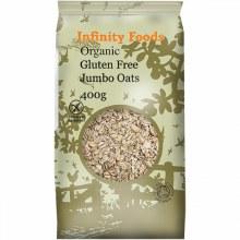 Organic Jumbo Oats Gluten Free