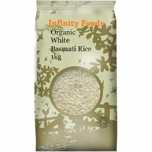 Organic White Basmati