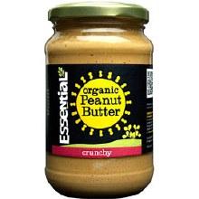 Organic Crunchy Peanut Butter with Salt