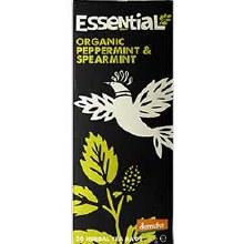 Organic Peppermint & Spearmint Tea