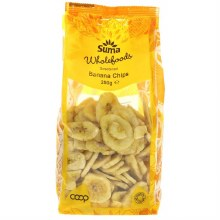 Sweetened Banana Chips