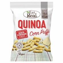 Quinoa Corn Puffs - Cheese
