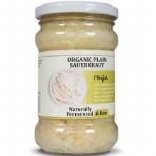 Organic Raw Sauerkraut - Unpasturised