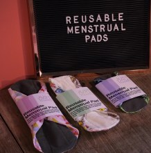 Reusable Menstrual Pad (Heavy)