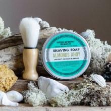 Shaving Soap - Almonds Ahoy