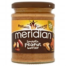 Smooth Peanut Butter - no salt