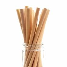 Long Bamboo Straw