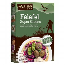 Falafel Mix - Super Greens